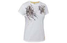 Salewa Rockshow CO W S/S Tee white